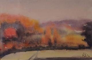 James Roberts - Contemporary Watercolours